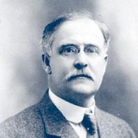 Portrait of Benjamin Ide Wheeler
